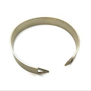 Free People   Light Gold Bangle Bracelet